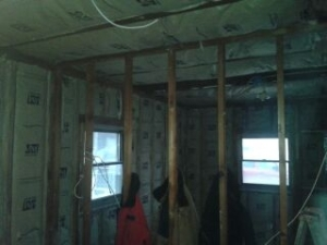 After we insulated